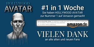 Hollywood Avatar - Darius Quinn - Bestseller-Autor